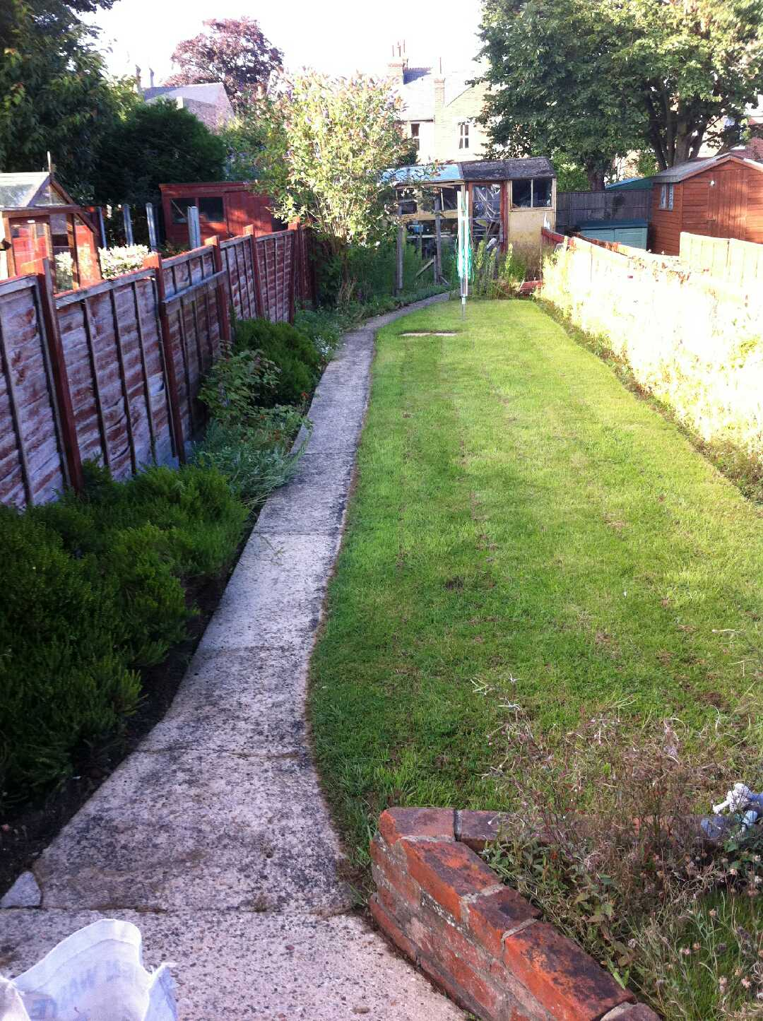 ExteriShine Recent Work - Garden - After